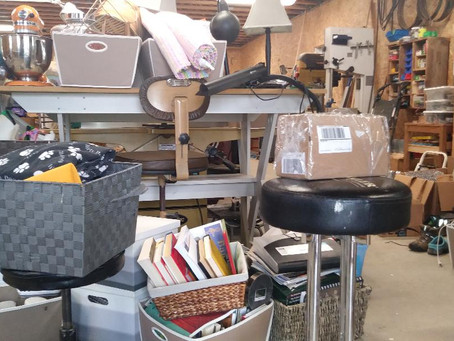 Small House – September Update… Moving Day!
