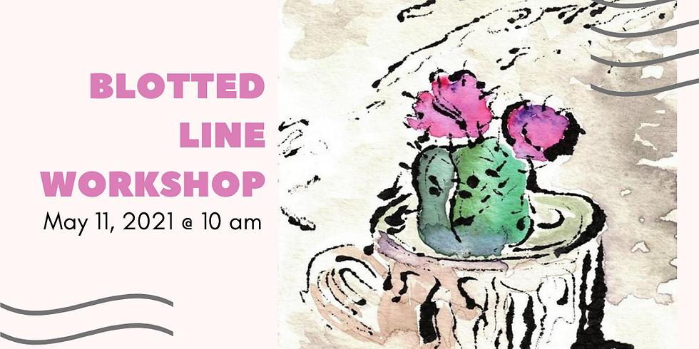 Blotted Line Workshop