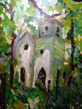 16 churches - Jennie Shelton Memorial Ch