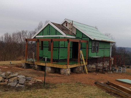 Tiny House – February Update + 30-in-30 Part 2
