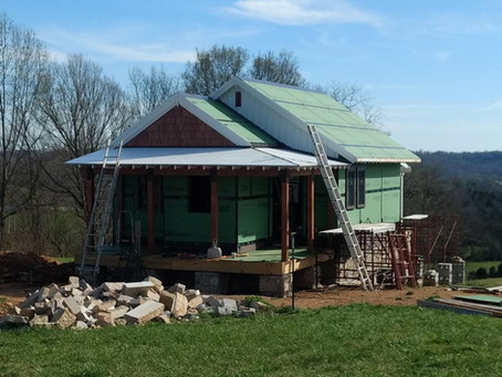 Small / Tiny House Update – April