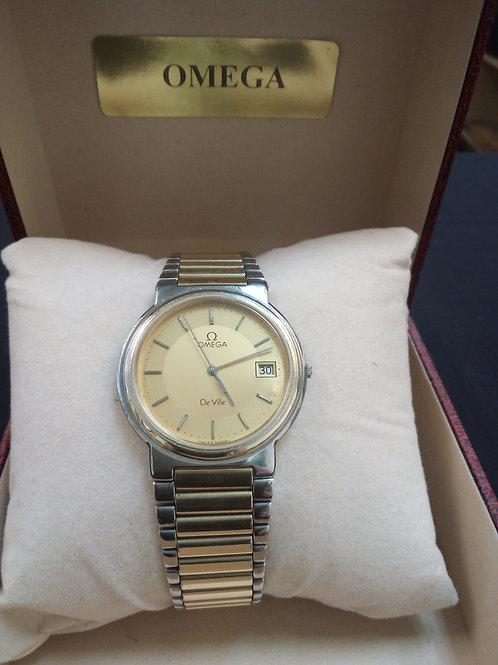 Omega Watch Quartz