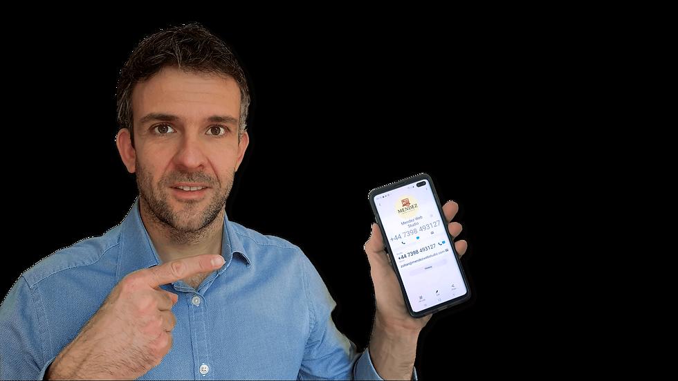 Zoltan Mende, Affordable Web Designer for Small Businesses