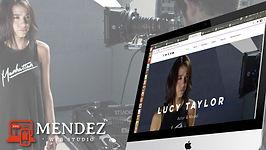 Actors` Website Design - Affordable Web Design for $87!