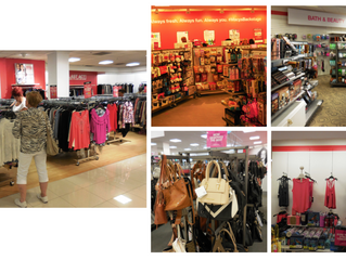 Department Stores Shift Their Strategies