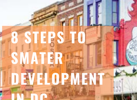 8 Steps To Smarter Development In DC