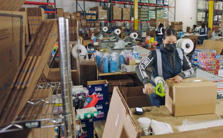 Co-Warehouse space is the future of Commercial space