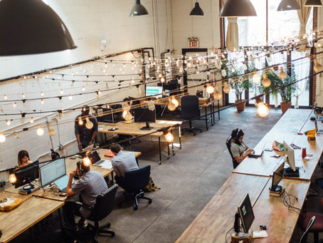 Office demand is sluggish in cities with higher levels of remote-work-friendly jobs.