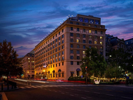 Tourism is helping DC's Hotels to recover slowly but more help is needed