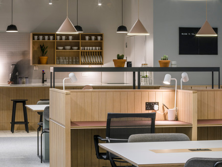 7 Techniques for a Good Co-Work Office Space Design