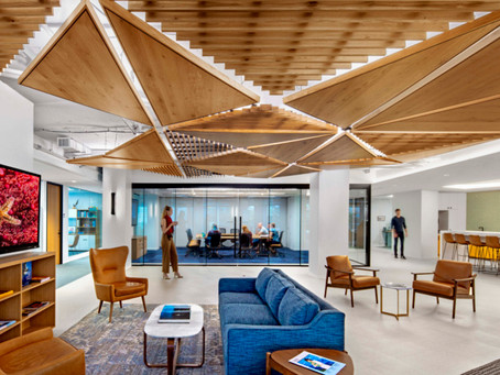 6 Trends For A Better and More Effective Office Space