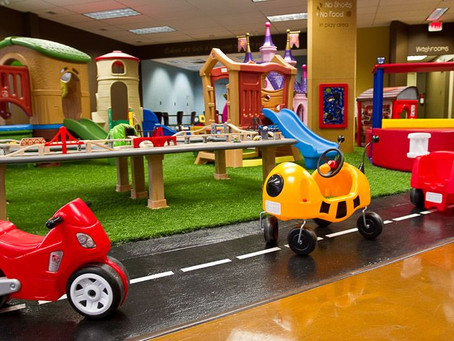 Top 5 Indoor Play Spaces in the DMV