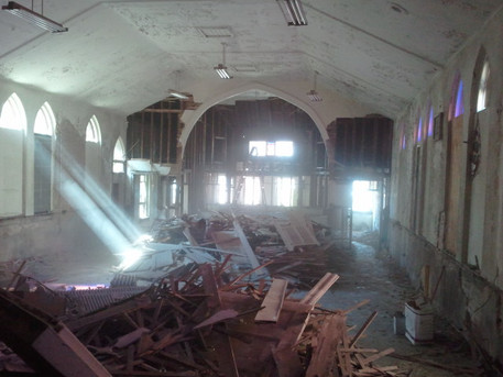 Downtown Church Renovation (current)