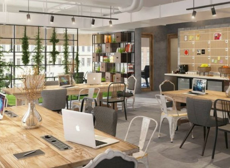 Building New Co-Work Spaces