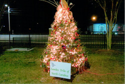 Lumbee Tribe Christmas Tree