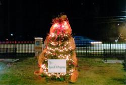 Speech N Progress Christmas Tree