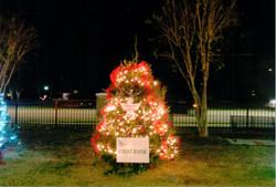 First Bank Christmas Tree
