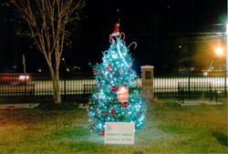 Bullard & Bullard Attorneys at Law Christmas Tree