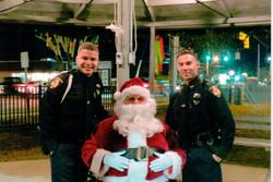 Santa & Town Officers