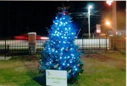 Two Hawk Employment Christmas Tree