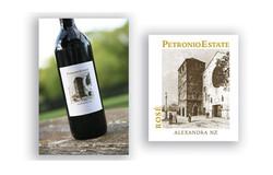 Wine Label Design - Petronio Estate