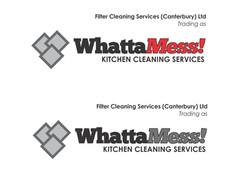 Logo Design - WhattaMess