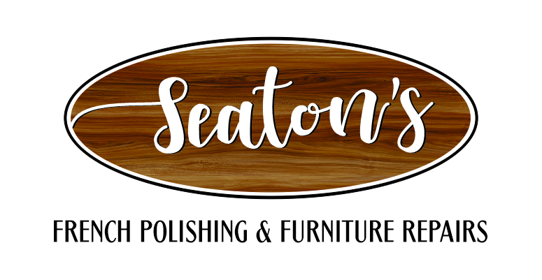 Seaton's French Polishing & Furniture Repair Logo Design