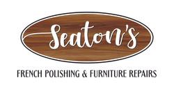 Seaton's French Polishing & Furniture Repair Logo Design
