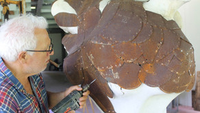 Interview with Sculptor Matteo Lo Greco