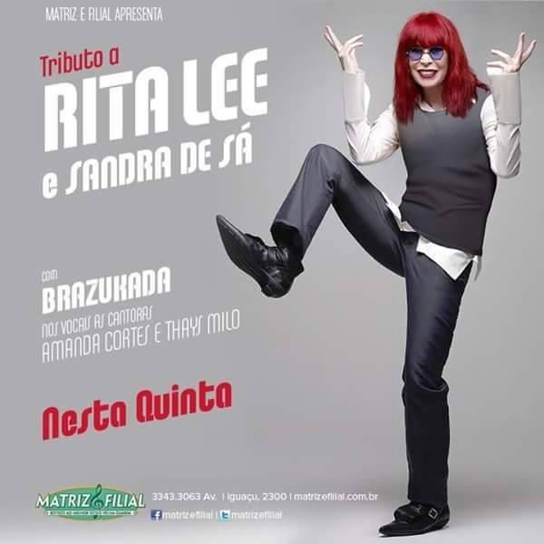 Tributo Rita Lee