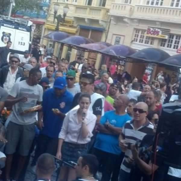 Dia nacional do samba na XV