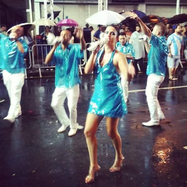 Canatando carnaval 2015