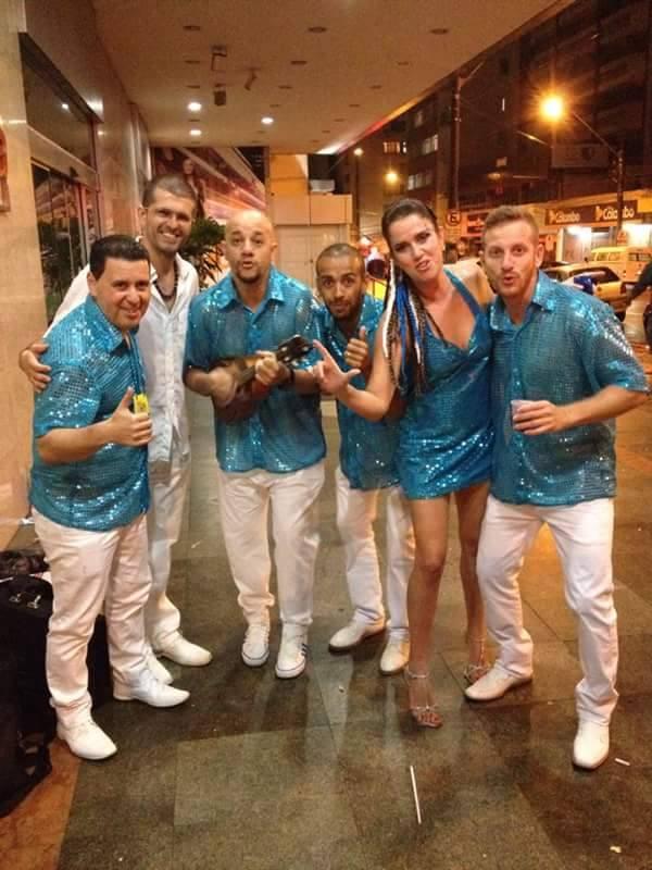 Bastidores carnaval 2015