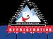 Everest Refrigerators logo in blueredwhi
