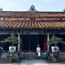 The gorgeous sights of Hue including the