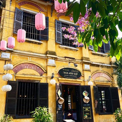 The magnificently preserved Hoi An Old T