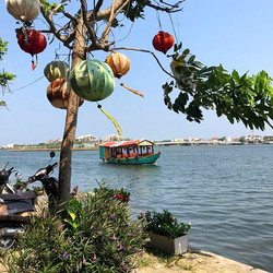On the road to Hoi An
