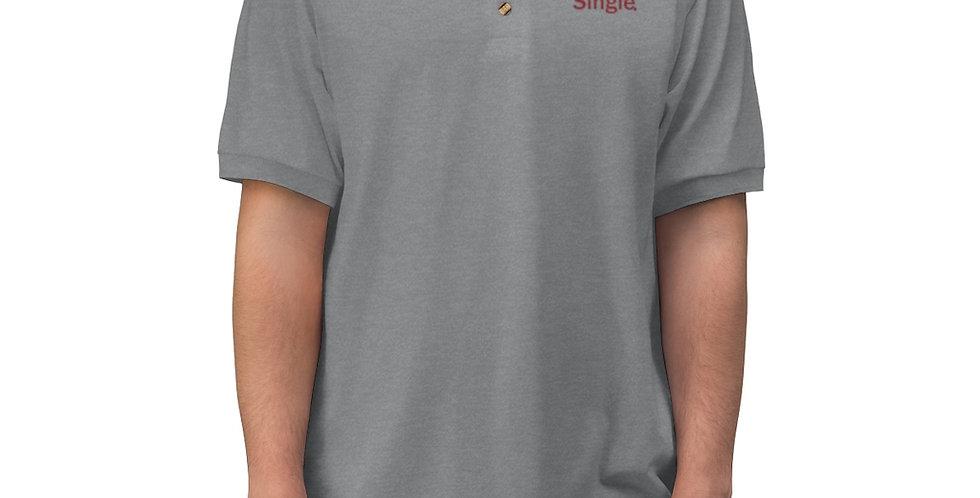 Yep S.S Men's Jersey Polo Shirt