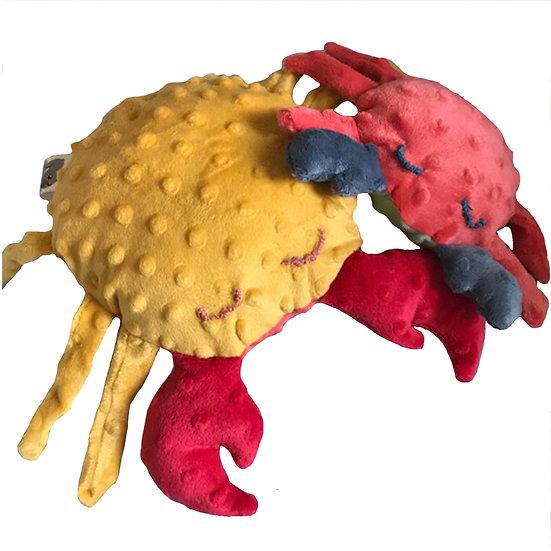 Doudou crabe