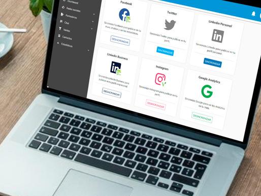 El 'Hootsuite chileno': software nacional permite unificar las redes sociales de tu emprendimiento