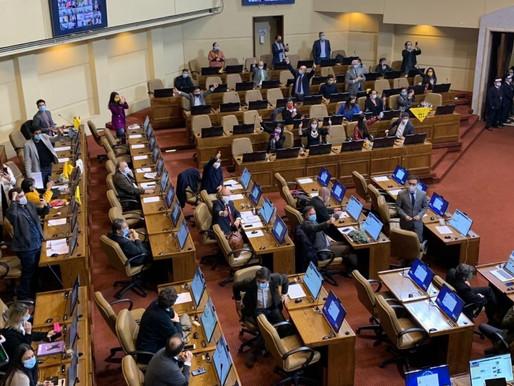 Aprobado el retiro del 10% de los fondos de las AFP en la Cámara de Diputados y Diputadas