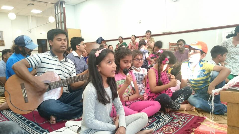 Children @ Satsang