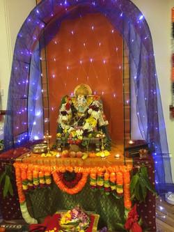 Temple Ganesh