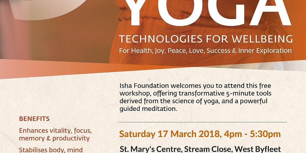 Isha Yoga - Free Taster Session