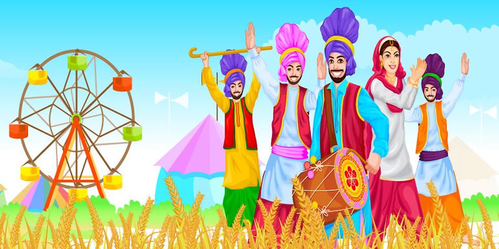 New Year Festivities (Baisakhi / Puthundu / Vishu / Bihu)
