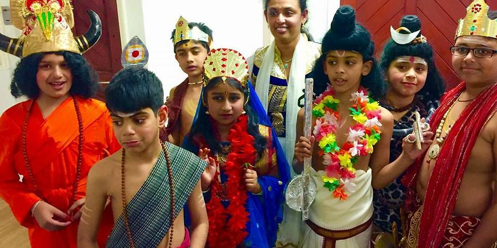 Fancy Dress (Indian Mythology / History)