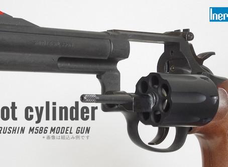 新製品 7 shot cylinderとSPEED LOADER のご案内です