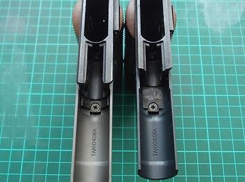 GM7.5 タニオコバ カスタム イナーシャセンス コマンダー