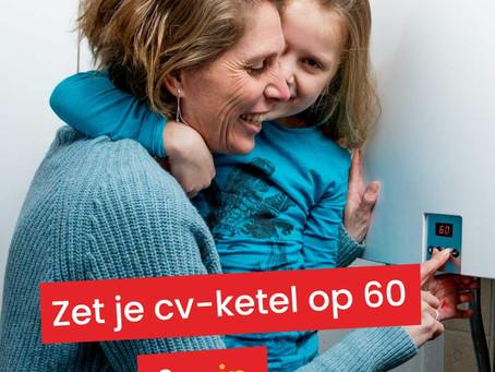 60 energiecoöperaties in actie om huishoudens simpel energie te laten besparen!