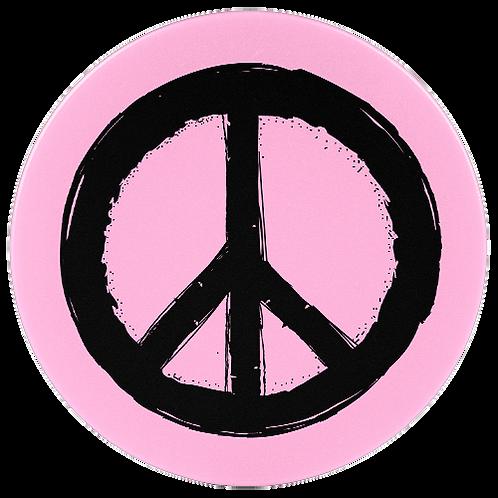 Peace ורוד